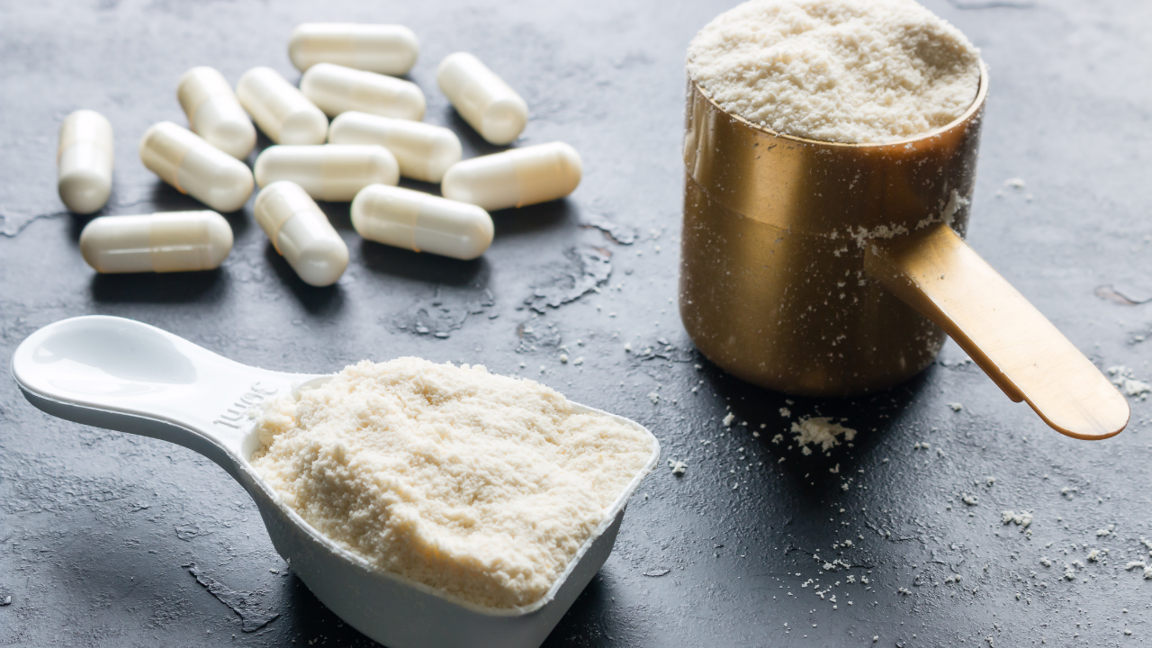 A GUIDE TO THE BEST SPORTS SUPPLEMENTS