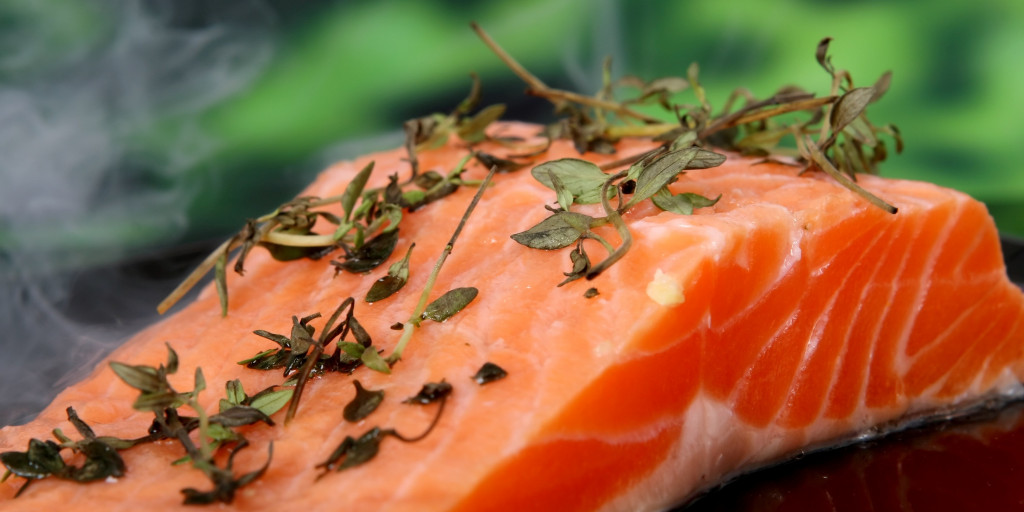 HEALTHY FOODS THAT ARE RICH IN VITAMIN D