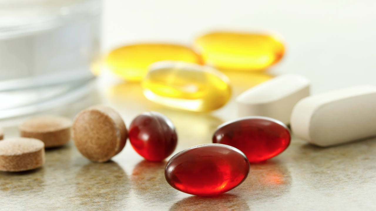 NUTRITIONAL SUPPLEMENT GROWTH IN THE UK